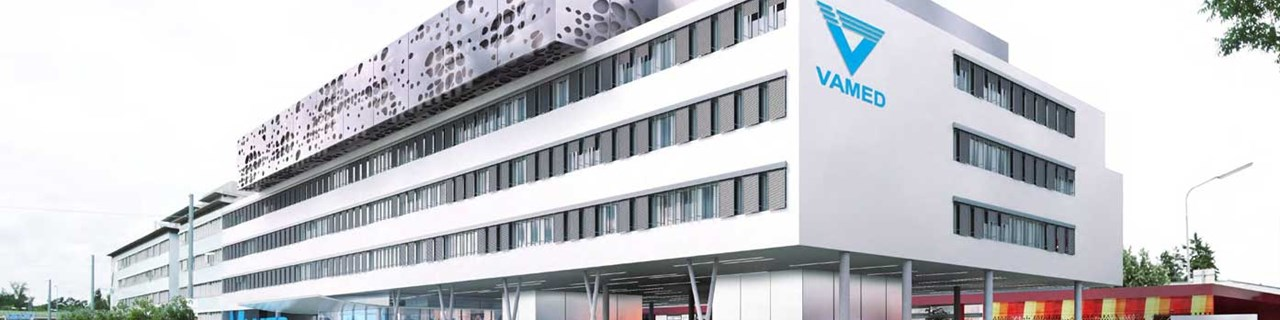VAMED Neubau HQ |Rendering